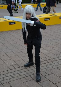 Cosplay-Cover: Squalo