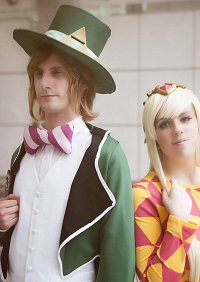 Cosplay-Cover: 3DS Formal Link