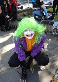 Cosplay-Cover: the Joker (Frack)