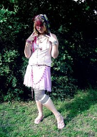 Cosplay-Cover: Decora-Prototyp
