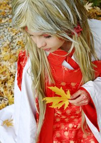 Cosplay-Cover: Ginshu of the Four Heavenly Ones