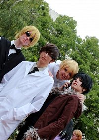 Cosplay-Cover: Shinra (Impro)