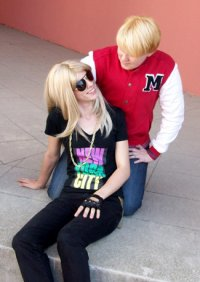 Cosplay-Cover: Quinn Fabray ~ Empire State of Mind