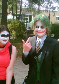 Cosplay-Cover: The Joker