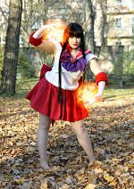Cosplay-Cover: Super Sailor Mars ~ ♥[Sailor Moon SuperS]♥