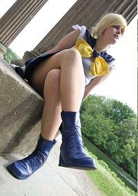 Cosplay-Cover: Super Sailor Uranus