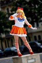 Cosplay-Cover: Sailor Venus ~ ♥[Glamour Glitter]♥