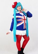 Cosplay-Cover: Miku Hatsune ~ ♫[Tourist]♫