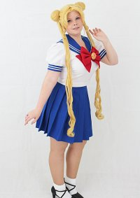 Cosplay-Cover: Usagi Tsukino ~ ♥[Schuluniform]♥