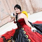 Cosplay: Lady Ruffy [Strong World Ballgown]