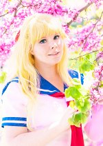 Cosplay-Cover: Minako Aino ~ ♥[Schuluniform]♥