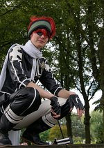 Cosplay-Cover: Lavi (2nd Uniform)