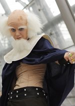 Cosplay-Cover: King Bumi [Order of the white lotus]