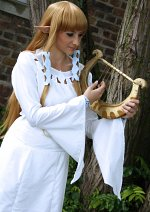 Cosplay-Cover: Zelda [Goddess]
