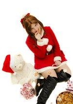 Cosplay-Cover: Mimi Tachikawa (Christmas)