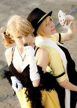 Cosplay-Cover: Len Kagamine [Trickery⇔Casino]