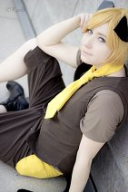 Cosplay-Cover: Len Kagamine [Ah, what a wonderful cat