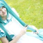 Cosplay: Miku Hatsune [Alice in Musicland]