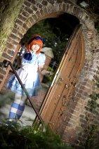 Cosplay-Cover: Nanami Haruka (Alice in Wunderland version)