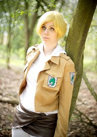 Cosplay-Cover: Annie Leonardt • Military Police