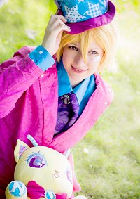 Cosplay-Cover: Yogi [Bunny-Outfit]