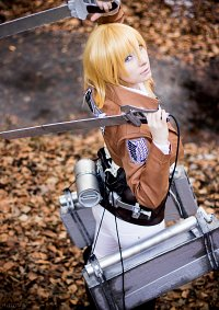 Cosplay-Cover: Christa Lenz / Historia Reiss