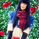 Cosplay: Sonoda Umi 園田海未 [Christmas'13]