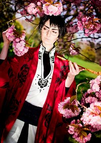 Cosplay-Cover: Watanuki Kimihiro [Tsubasa WoRLD CHRoNiCLE Artwork