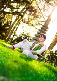 Cosplay-Cover: Shaolan [Tsubasa WoRLD CHRoNiCLE Artwork]