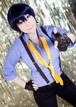 Cosplay-Cover: Naoto Shirogane [Dancing all night]
