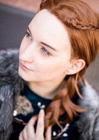 Cosplay-Cover: Sansa Stark (Season 6)