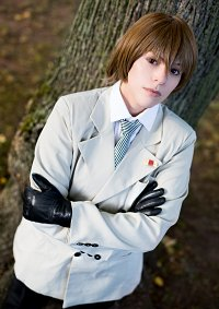 Cosplay-Cover: Goro Akechi