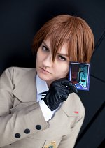 Cosplay-Cover: Akechi Goro