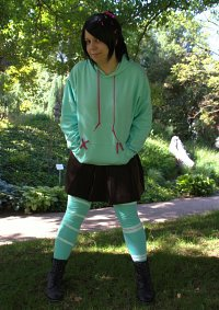 Cosplay-Cover: Vanellope