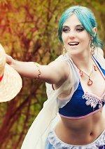 Cosplay-Cover: Prinzessin Vivi (Bauchtänzer)