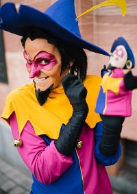 Cosplay-Cover: Clopin Trouillefou (Fest der Narren)