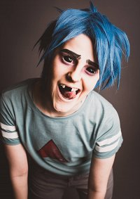 Cosplay-Cover: 2-D