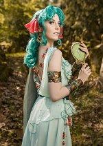 Cosplay-Cover: Sailor Neptune - Greek Goddess (Fanart Version)