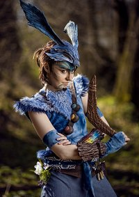 Cosplay-Cover: E. Aster Bunnymund