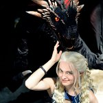 Cosplay: Drogon