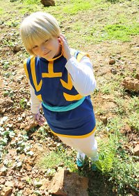 Cosplay-Cover: Kurapika Kuruta (Training)