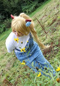 Cosplay-Cover: Coco Bandicoot (Human)