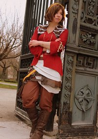 Cosplay-Cover: Leah Cain