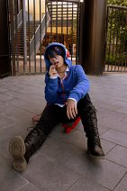 Cosplay-Cover: Saruhiko Fushimi [Secret Number]