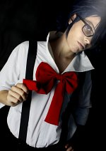 Cosplay-Cover: Saruhiko Fushimi [Halloween]