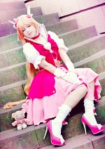 Cosplay-Cover: Cure Miracle (Pretty Cure All Stars Minna de Utau)