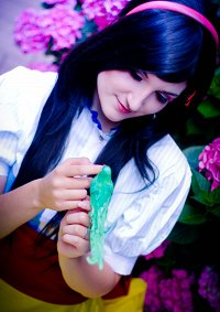 Cosplay-Cover: Ayano Tateyama (Snow White)