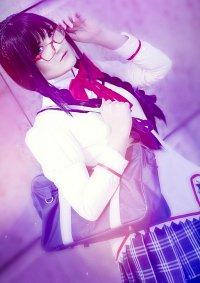 Cosplay-Cover: Akemi Homura [Schuluniform]