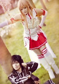 Cosplay-Cover: Asuna Yuuki [Knights of the Blood]