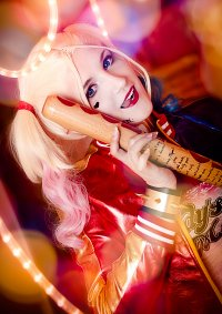 Cosplay-Cover: Harley Quinn/Harleen Frances Quinzel